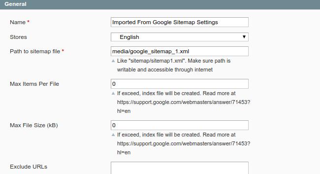 xml google sitemap amasty extensions faq