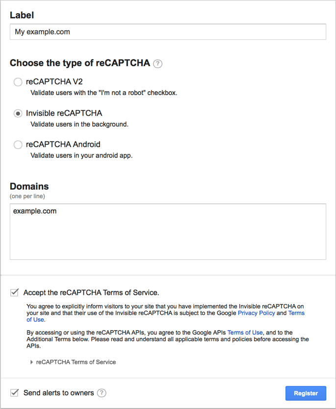 Guide for Google Invisible reCaptcha [Amasty Extensions FAQ]