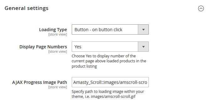 Guide for Infinite Scroll for Magento 2 [Amasty Extensions FAQ]