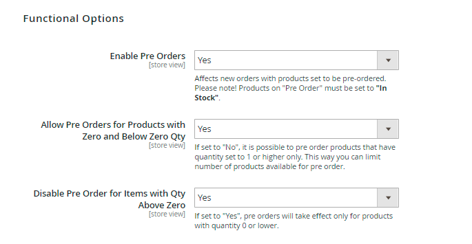 Guide for Pre Order for Magento 2 [Amasty Extensions FAQ]