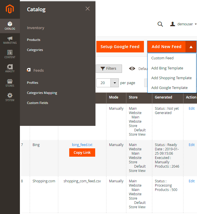 Guide for Product Feed for Magento 2 [Amasty Extensions FAQ]