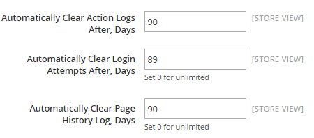 admin actions log magento 2