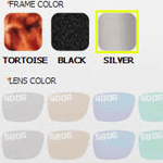 choose colors on a product page with magento color swatch