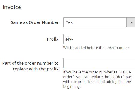 magento 2 custom order number change order prefix number