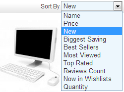 magento most viewed products