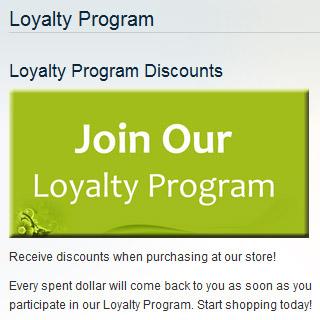 magento loyalty program