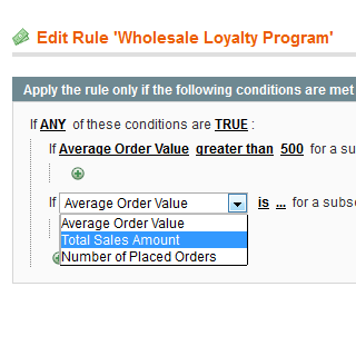 magento loyalty program