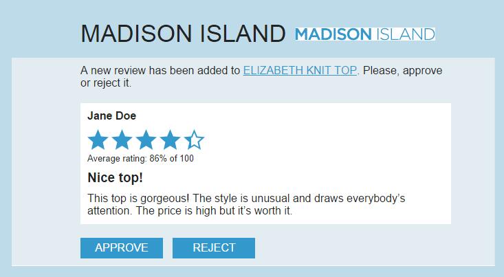 magento ajax reviews extension