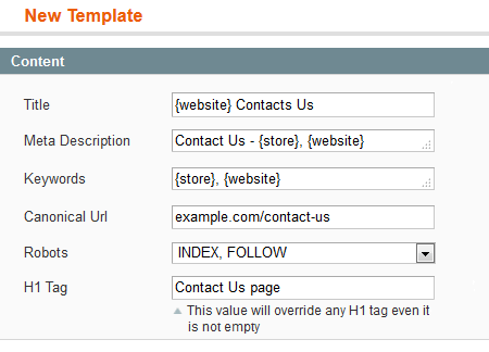 magento SEO Toolkit