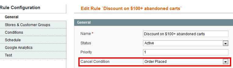 Magento Abandoned cart Email - Amasty