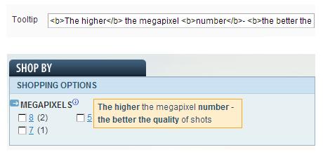 magento improved navigation
